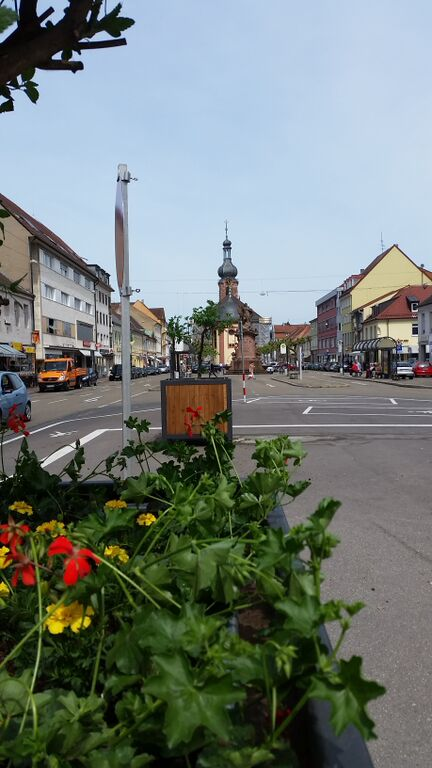Rastatt city
