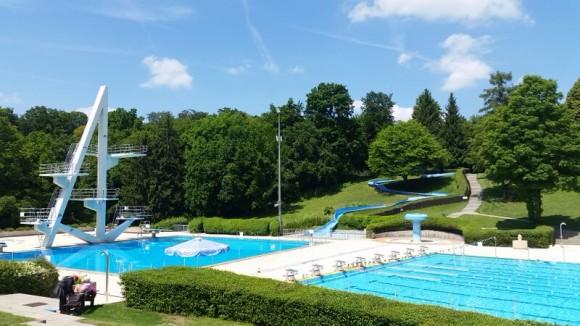Vilseck swimming pool