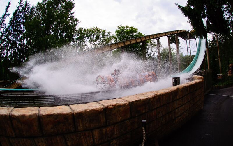 Taunus Wunderland log ride