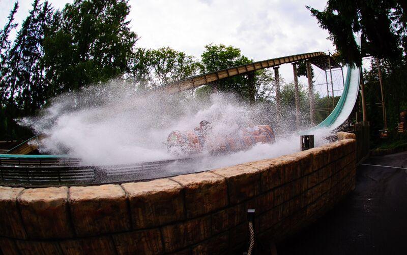 Taunus Wunderland log ride
