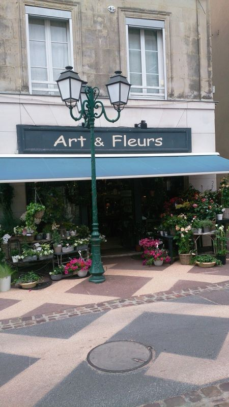 Bayeux flower shop