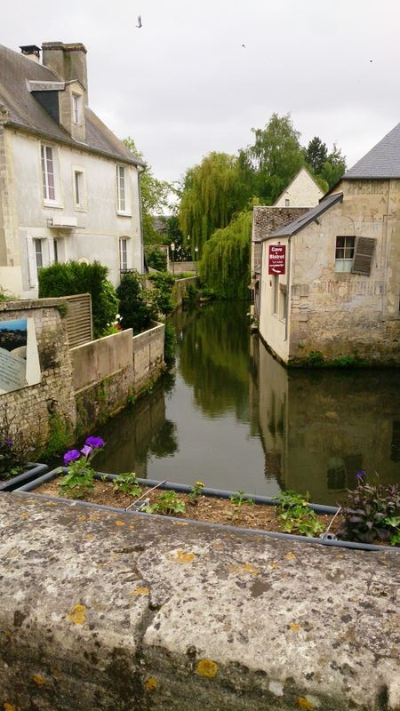 Bayeux scenery