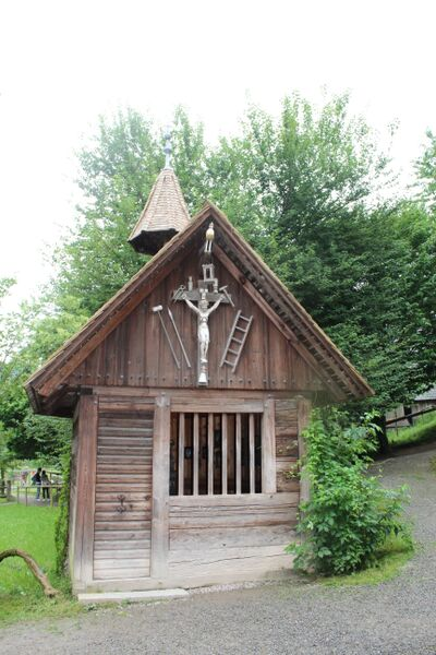 Black Forest chapel