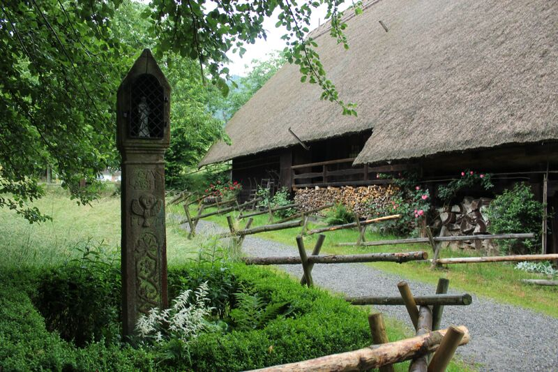 Black Forest farmhouse