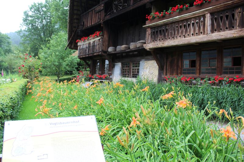Black Forest original farm house