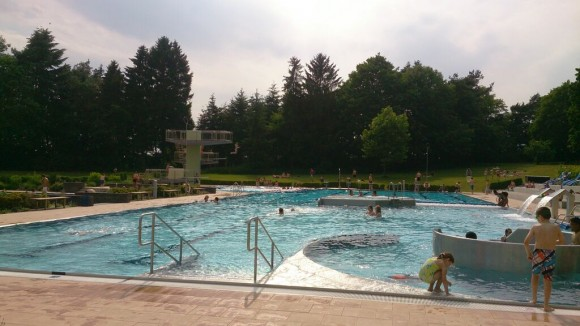 outdoor swimming pool in miesau travel events culture tips for americans stationed in germany