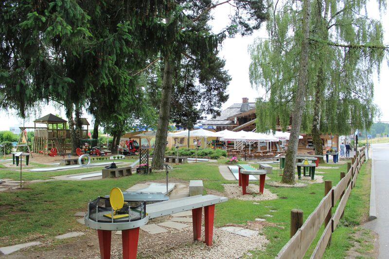 Rutesheim mini golf 2