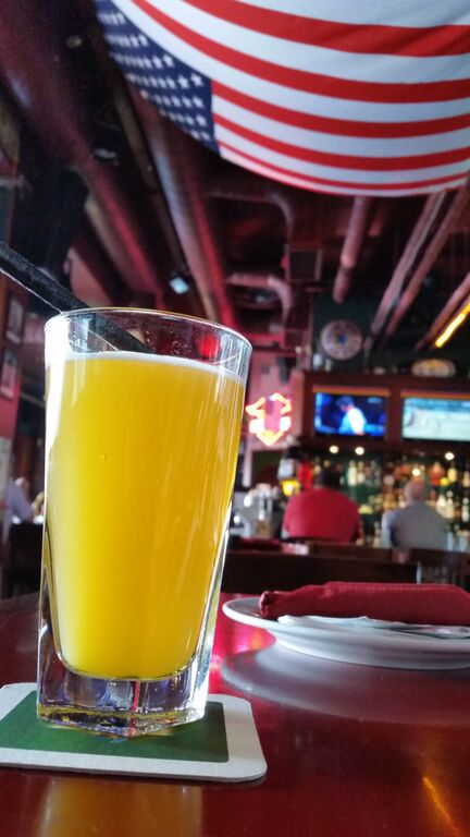 Your Sports Bar Drink