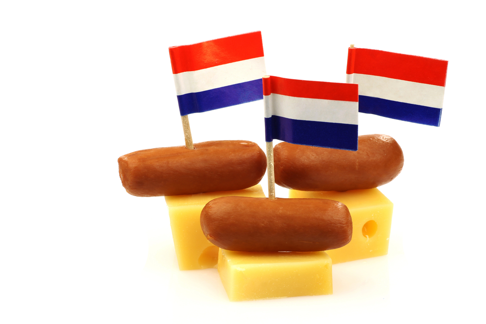 Amsterdam cheese food Peter Zijlstra