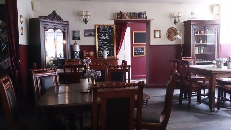 Baker Street dining room