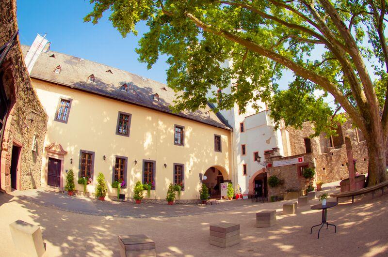 Elector's Castle Court 1