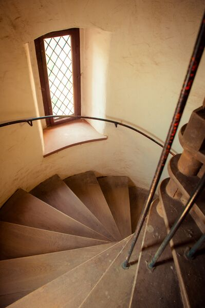 Elector's Castle stairs