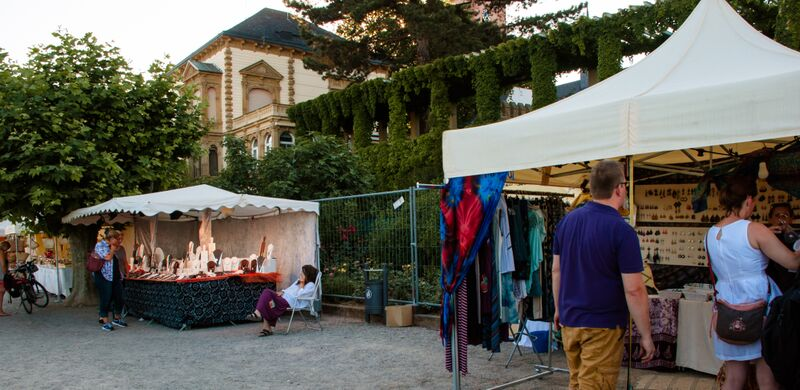 Eltville Sekt Fest Vendor