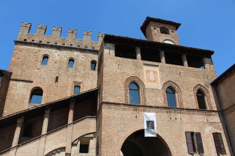 Emilia-Romagna, Italy Castell A'Quartro Wendy