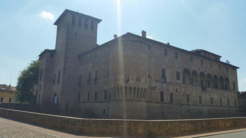 Emilia-Romagna, Italy Rocco Fontanellato 2 Wendy