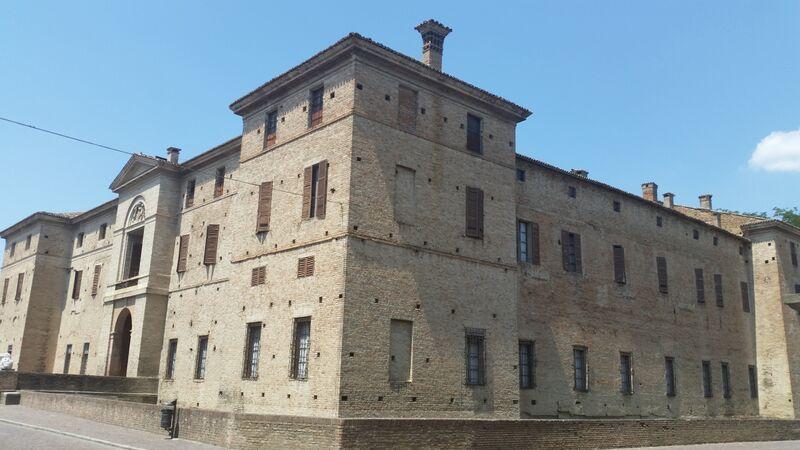 Emilia-Romagna, Italy Soragna Wendy