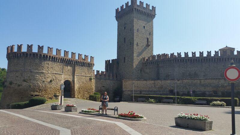 Emilia-Romagna, Italy Vigolena 2 Wendy