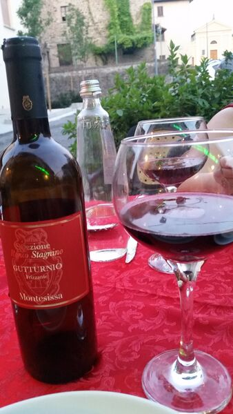 Emilia-Romagna, Italy red wine- Parma region Wendy