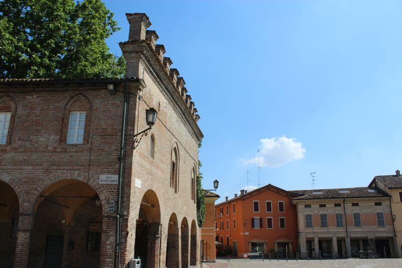 Emilia-Romagna, Italy town of Fontanellato Wendy