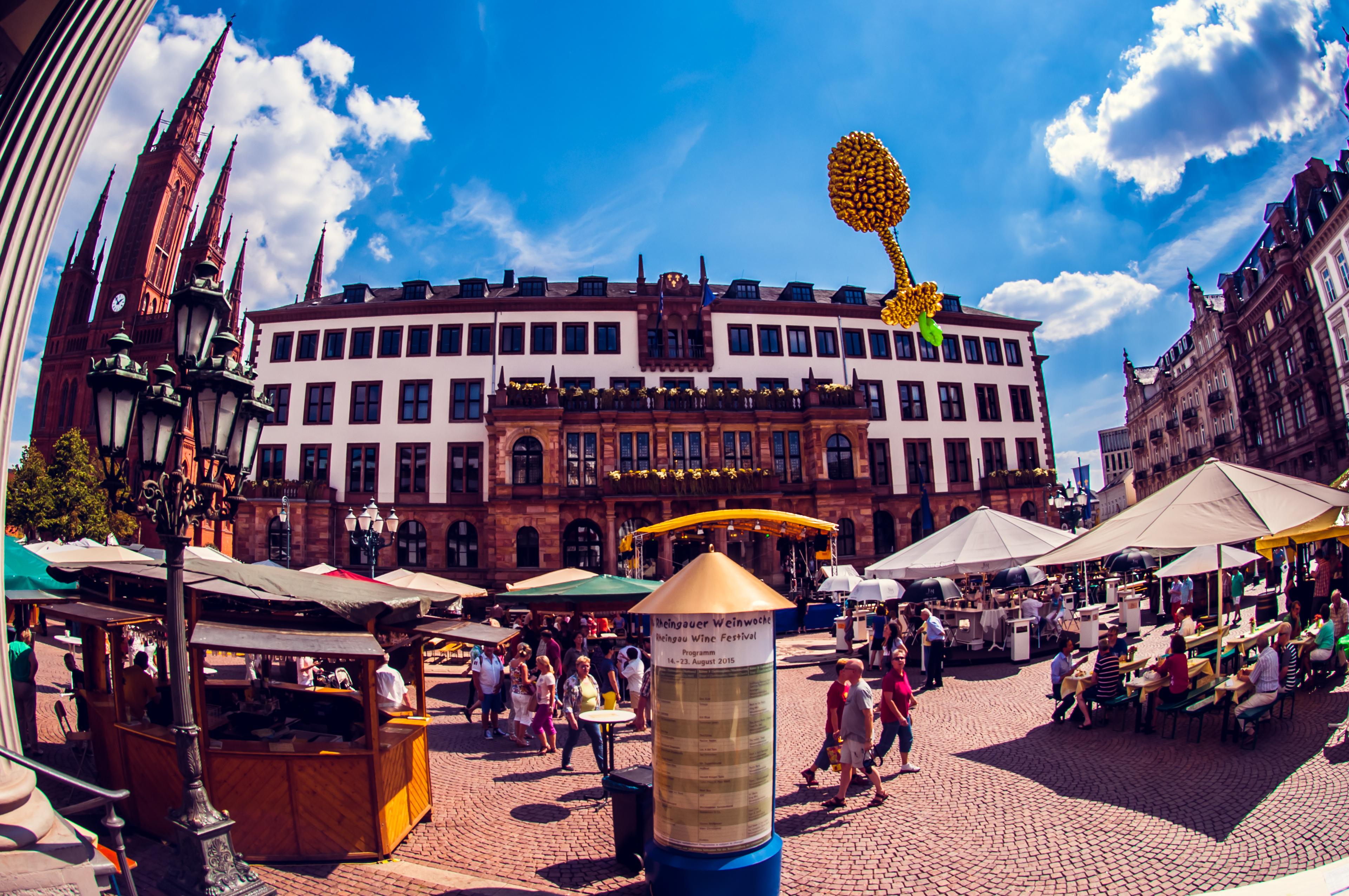 Jobs Wiesbaden