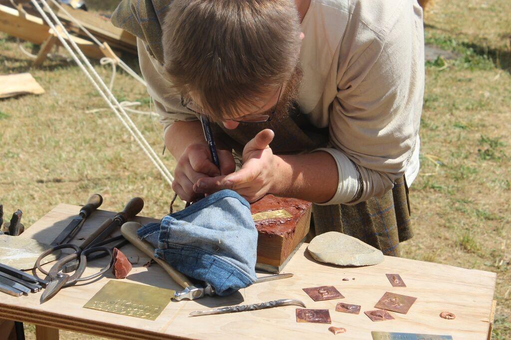 Medieval Madness artisan Wendy