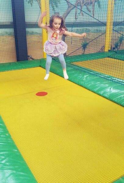 Rambazamba Indoor playground bounce