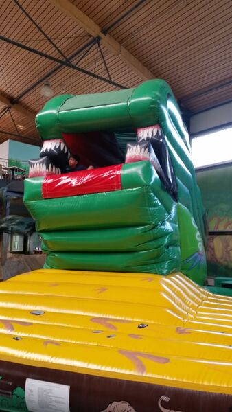 Rambazamba Indoor playground croc