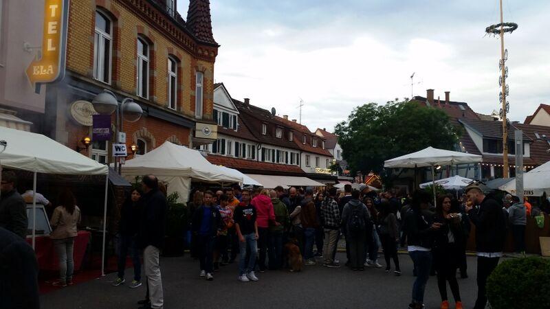 Street Fest Sindelfingen Wendy Fest 101