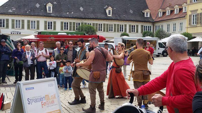 Street Music Fest Ludwigsburg Wendy Fest 101