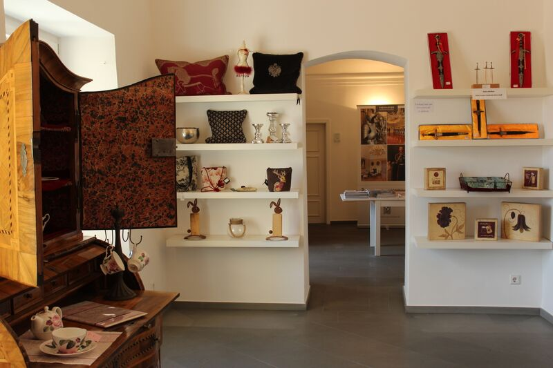 museum store Wendy Everything's blooming in Sigmaringen