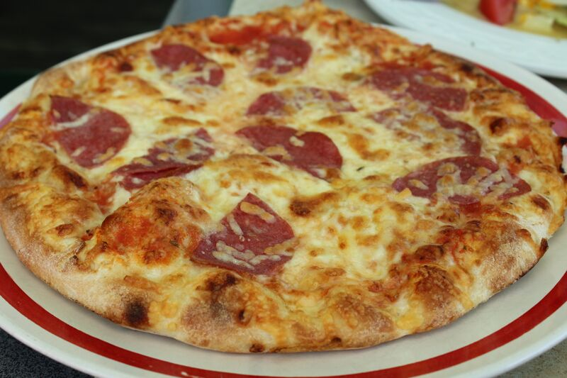 pizza food Wendy Everything's blooming in Sigmaringen