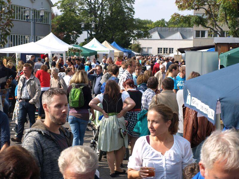 Apfelfest 2015 Uli Eder Mössingen's Apple Week 1