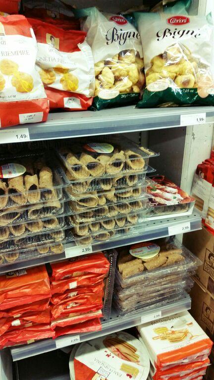Canoli Gemma Celpro Italian Supermarket