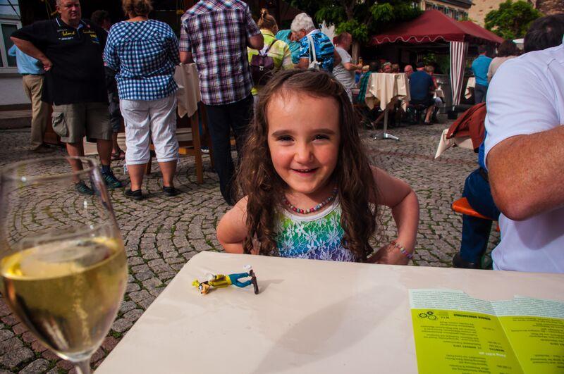 Kid Friendly Gemma Rüdesheim's Annual Wine Festival