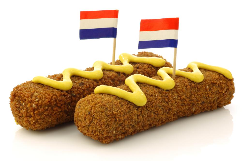 Peter Zijlstra Shutter Amsterdam Kroket food Dutch
