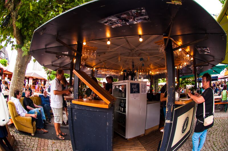 Stand 1 Gemma Rüdesheim's Annual Wine Festival