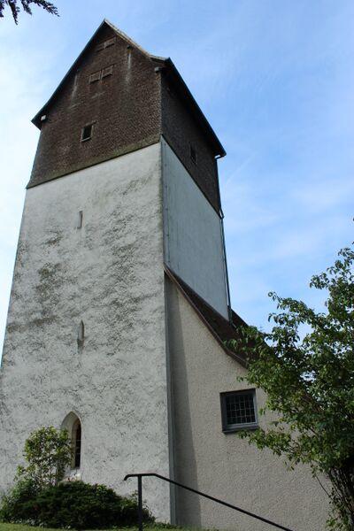 Talheimer Kirche Wendy Mössingen's Apple Week