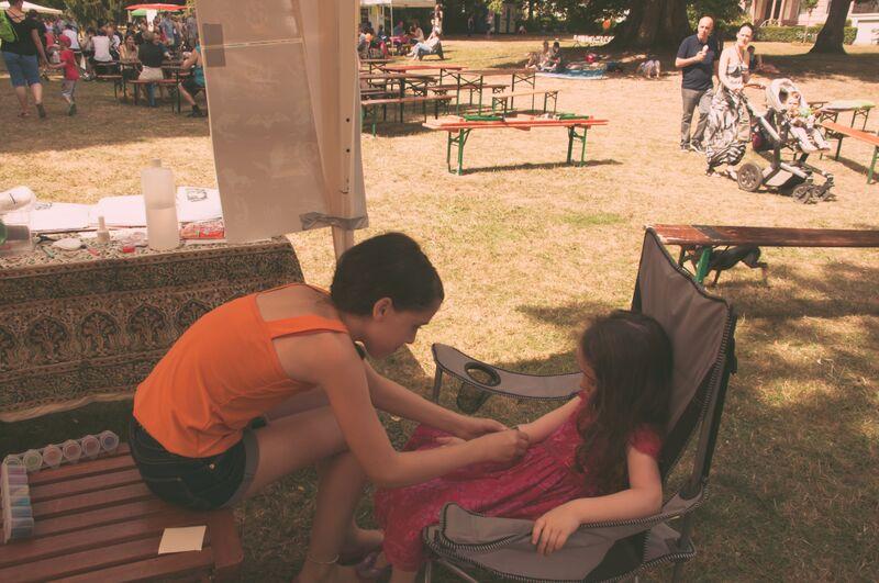 Tattoo Gemma Wiesbaden Nerotal Fest