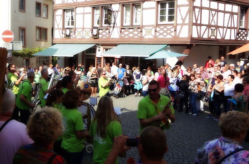 photo 3 Cheryl Bernkastel Wine Festival