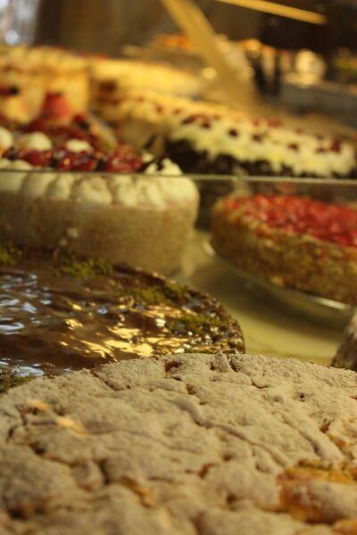 Cakes food at Grand Planie Wendy Stuttgart Stadmitte