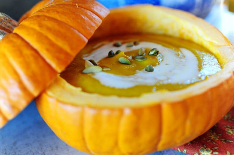 Cheryl Photo 1 Pumpkin Soup Recipe