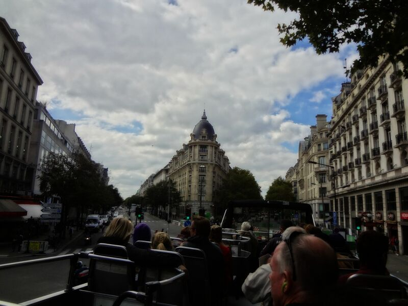 Cheryl Photo 3a Two Days in Paris