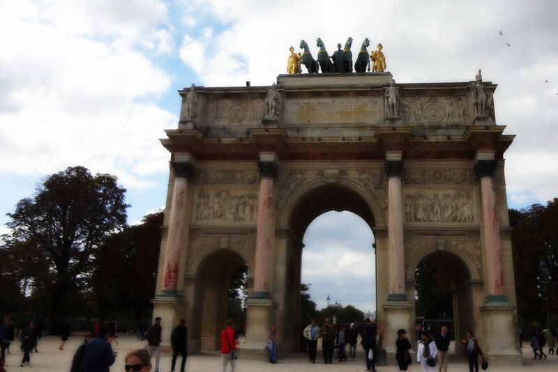 Cheryl Photo 4 Two Days in Paris