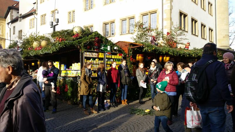 Christmas Market Wendy Stuttgart Stadmitte