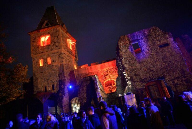 Wiesbaden Halloween