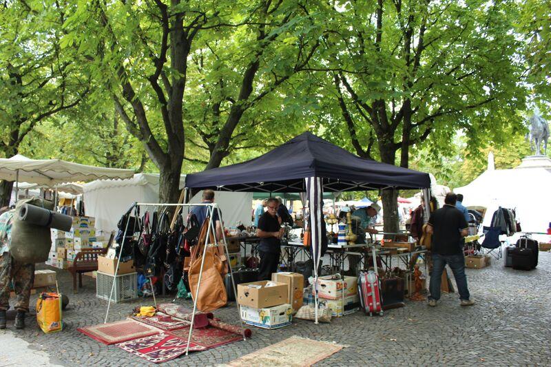Flea market 2 Wendy Stuttgart Stadmitte