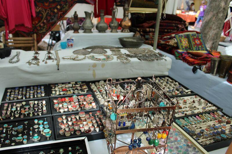 Flea market jewels Wendy Stuttgart Stadmitte
