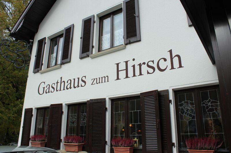 Gasthaus Hirsch Wendy Guten Appetit