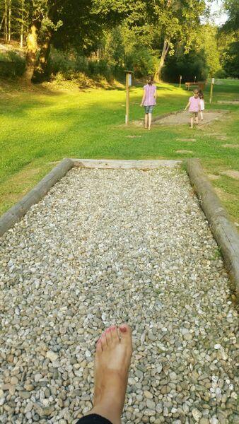 Gemma Barefoot Path in Bad Schwalbach 13
