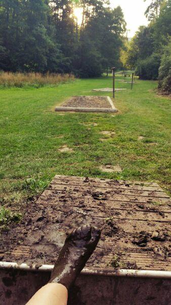 Gemma Barefoot Path in Bad Schwalbach 14.1
